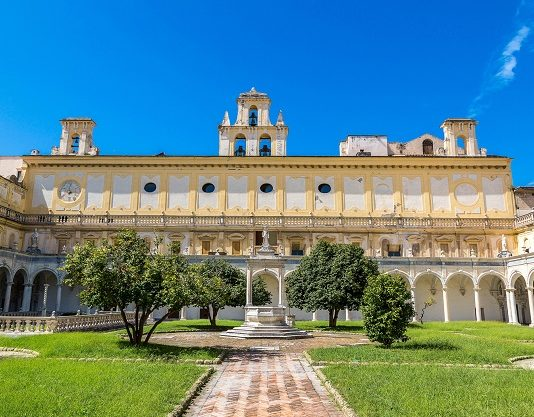 Certosa e Museo di San Martino